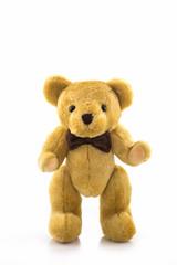 Classic teddy bear.