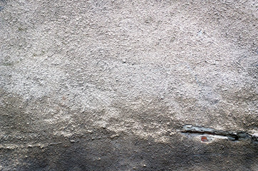 old white plaster wall background