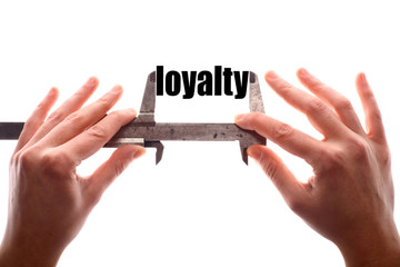Small loyalty concept