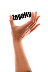 Smaller loyalty concept
