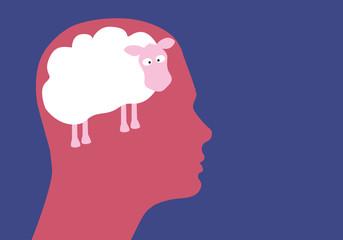 Influençable - Mouton - Manque de caractère