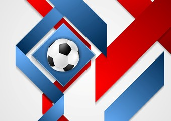 Euro Football Championship in France corporate design