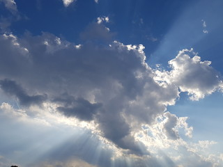 God is above the Sky