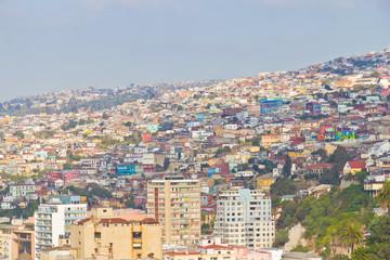 Valparaiso houses