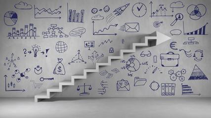 Plan für Erfolg und Wachstum