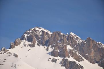 Pic ouest du Galibier (Hautes-Alpes)