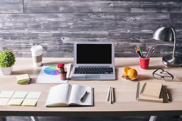 Modern creative desktop