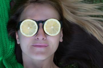 фруктовые очки