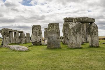 ancient prehistoric Stonehenge