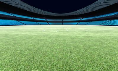 illustration of a football stadium