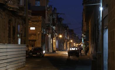 cuba - havana streets
