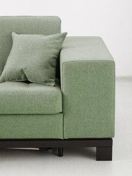 Sofa furniture isolated