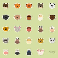 Cute Animals Faces
