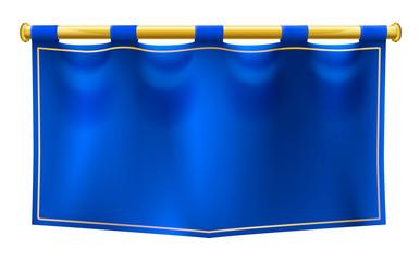 Medieval Royal Banner Flag