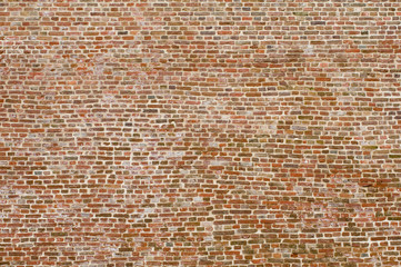 Huge old brick wall background