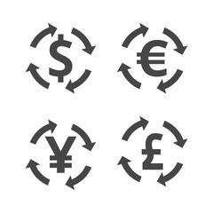 Currency Symbols set