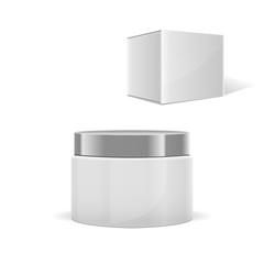 jar of cream