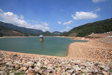Teluk Bahang Dam, Penang, Malaysia