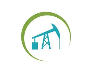 Oil and Gas Wells Logo