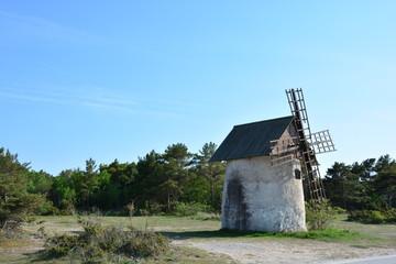Windmühle auf Gotland