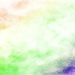 The drawn background, multikolor, cream-green