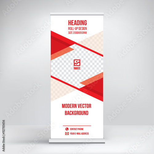 Roll Up Banner Stand Template Design: Roll up banner stand template ...