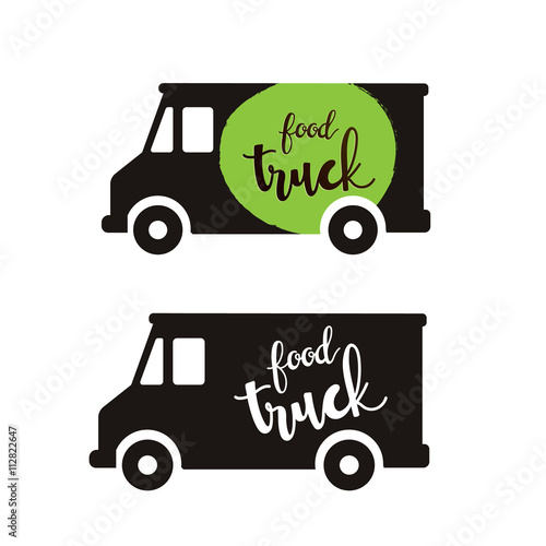 Food Truck Logofood Logo