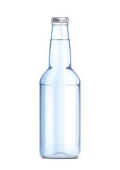 Water in a bottle