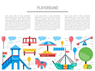 childrens playground kindergarten