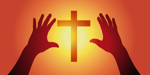 Religion - Chretien - adoration