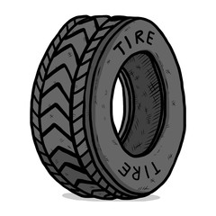 Do women buy tyres online to avoid being ripped off, face ...  Flat Tires Cartoon Hands
