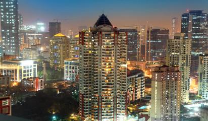 Mumbai, INDIA - December 6 : Mumbai is the financial,commercial and entertainment capital of India, on December 6,2015 Mumbai, India