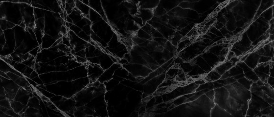 The luxury of black marble background.