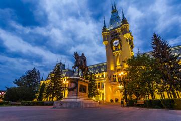 Iasi landmark, Romania