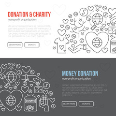 Charity Banner