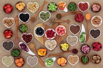 Super Food Selection