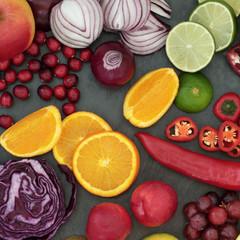 Super Food Background