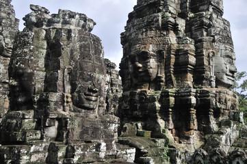 Bayon Temple, Angkor Cambodia