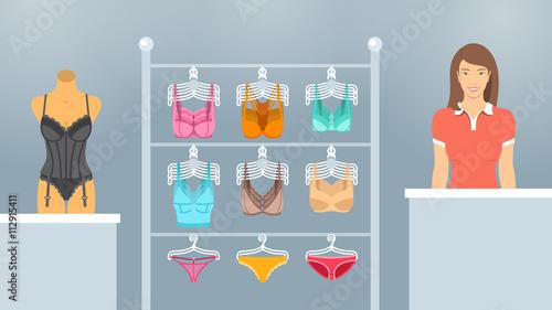 Shop fashion lingerie
