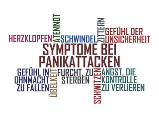 symptome angst und panikattacken