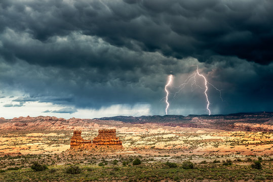 Thunder Approching