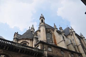 Paris - Wunderschöne Kirche des Louvre-Oratoriums