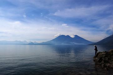 Atitlan Lake, Guatemala