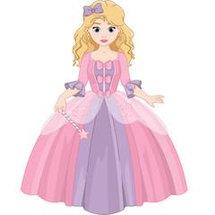 Foto op Plexiglas Sprookjeswereld Little Princess