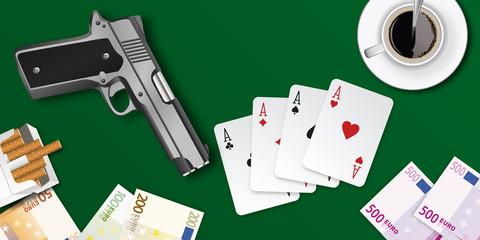 Poker - Banditisme