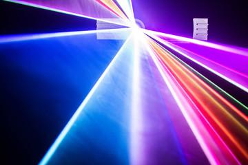Color laser