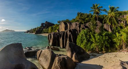 Seychelles, island of La Digue, île de la Digue