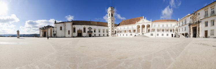 University of Coimbra in Portugal