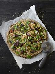 Vegan Paleo Pizza