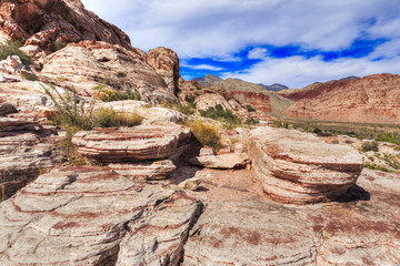 Red Rock Canyon National Concervation Area